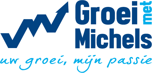 Groei met Michels Retina Logo